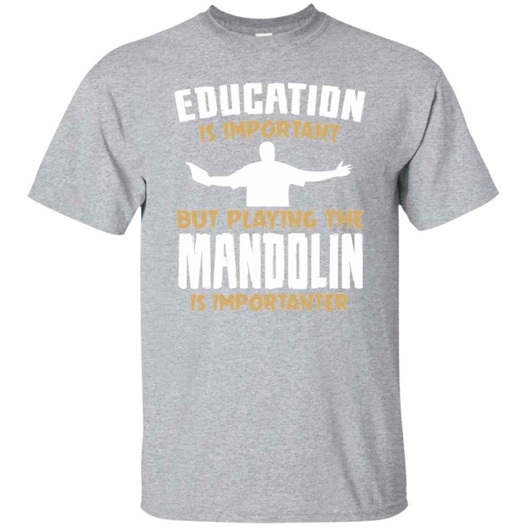 Mandolin T shirt / Mandolin Player / Musician Gift / Birthday Gift / Mandolin Tee / Mandolin Lover / Mandolin Teacher / Funny Shirt