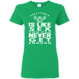 Horsepower Is Like Sex, You Can Never Get Enough - Shirt For Car Lovers - Muscle Car Owners Shirt - Best Gift Him - Boyfriend Gift
