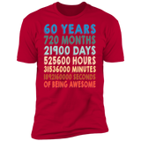 60th Birthday Vintage T-shirt