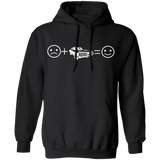 Dodge Charger Smiley Face Hoodie