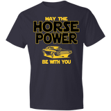Dodge Challenger 1970 T shirt - May The Horse Power Be With You
