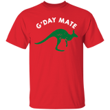 G Day Mate Australian Kids T-shirt