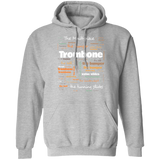 Trombone Players Terminology Hoodie | Commonly Used Terms