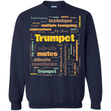 Trumpet Player T-shirt | Commonly Used Terms Amongst Trumpet Players