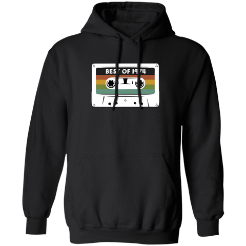 Best Of 1974 Hoodie | Cool 1974 Birthday Gift Retro Vintage Stlye