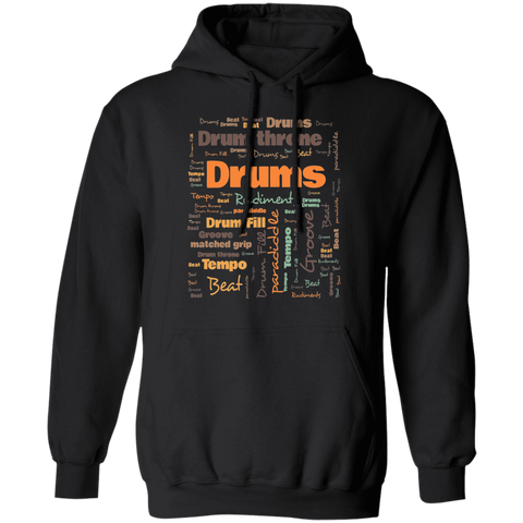 Drummer Hoodie | Commonly Used Terms Amongst Drummers