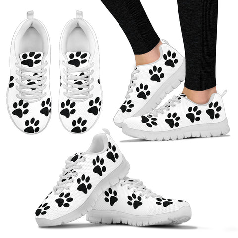 Dog Paw Sneakers