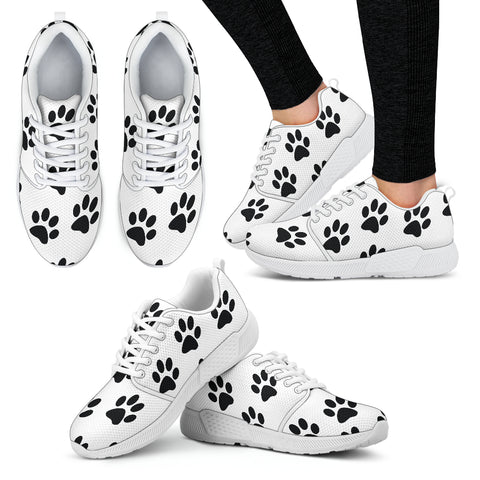Dog Lover Athletic Sneakers