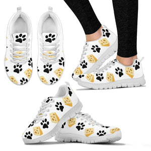 Dogs & Cheese Sneakers