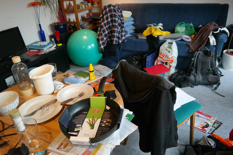 Clean your Cluttered Room | Make your Home more Inviting