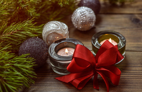 Manage your Small Space for Christmas Décor