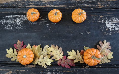 Traditional Thanksgiving Decoration for your home