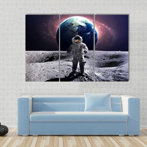 5 Astonishing Wall Art that will take you to a visit to Space