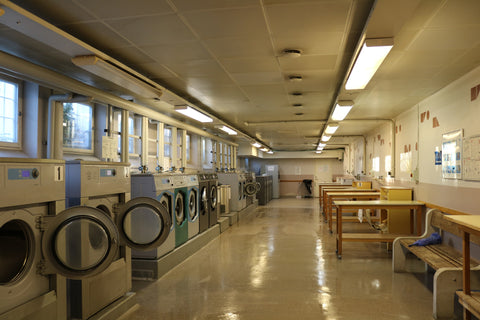 Spruce Up Your Laundry Room -