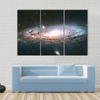 Andromeda Galaxy Canvas Panel Painting Tiaracle