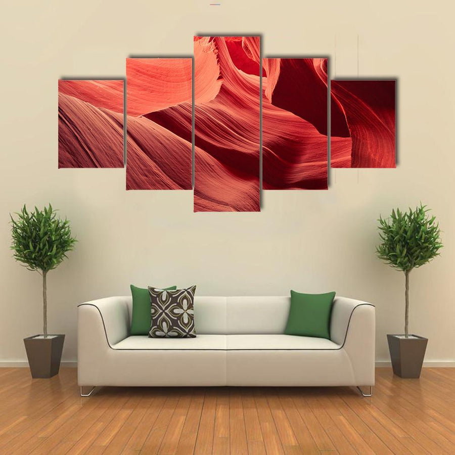 Antelope Canyon, Grand canyon Arizona, Utah Canvas Panel Painting Tiaracle