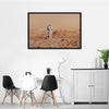 Astronaut Walking On Mars Multi Panel Canvas Wall Art-Tiaracle