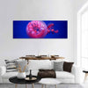 Australian Spotted Jellyfish Panoramic Canvas Wall Art 1 Piece / Small Tiaracle