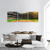 Baseball Grand Arena Panoramic Canvas Wall Art Tiaracle