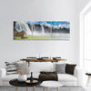 Beautiful Dray Nur Waterfall In Vietnam Panoramic Canvas Wall Art Tiaracle