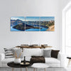 Blue Jewel Lake Of Oregon Panoramic Canvas Wall Art Tiaracle