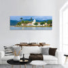 Brazilian Imperial Town Panoramic Canvas Wall Art 1 Piece / Small Tiaracle
