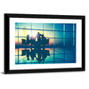 Business Meeting Canvas Wall Art