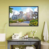 Casa Loma In Toronto Multi Panel Canvas Wall Art-Tiaracle