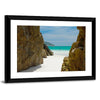 Cave In The Rocks Canvas Wall Art