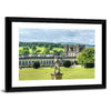 Chatsworth House, Britain Multi Panel Canvas Wall Art-Tiaracle