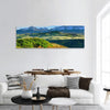 Colorful Mountains Of Colorado Panoramic Canvas Wall Art Tiaracle