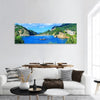 Corfu Island In Greece Panoramic Canvas Wall Art Tiaracle