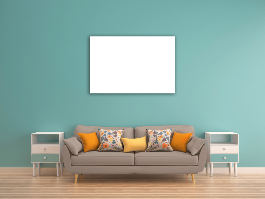 Custom Canvas Wall Art - 1 Panel Horizontal Tiaracle