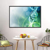 DNA Strands Multi Panel Canvas Wall Art-Tiaracle