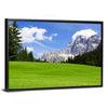 Dolomites Landscape, Italy Multi Panel Canvas Wall Art-Tiaracle