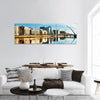 Dublin City View Panoramic Canvas Wall Art 3 Piece / Small Tiaracle