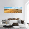 Dunes Of Thar Desert In Rajasthan Panoramic Canvas Wall Art 1 Piece / Small Tiaracle