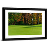 Golf Course Putting Green Canvas Wall Art-Tiaracle