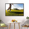 Golf Shot Canvas Wall Art-Tiaracle