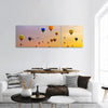 Hot Air Balloons In Cappadocia Panoramic Canvas Wall Art Tiaracle
