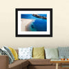Jurassic Coast Of Dorset Canvas Wall Art-Tiaracle