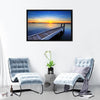 Lake Macquarie Canvas Wall Art