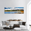 Lake Tekapo In New Zealand Panoramic Canvas Wall Art Tiaracle