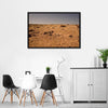 Land Of Mars Multi Panel Canvas Wall Art-Tiaracle