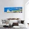 Martyrs Lane View Point In Baku Panoramic Canvas Wall Art 1 Piece / Small Tiaracle