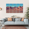 Mountain Plateau La Puna Canvas Wall Art-5 Horizontal-Small-Gallery Wrap-Tiaracle