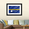 Nauru Flag Canvas Wall Art