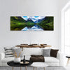 Norway Natural Landscape Panoramic Canvas Wall Art 1 Piece / Small Tiaracle