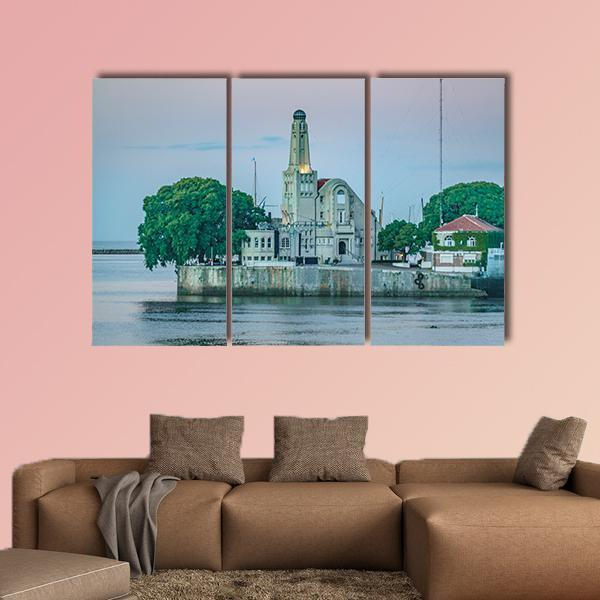Old Style Buildings In Buenos Aires Multi Panel Canvas Wall Art 5 Star / Medium / Canvas Tiaracle