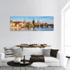 Prague Skyline Panoramic Canvas Wall Art Tiaracle